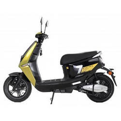 Електроскутер Yadea S-Like (black-yellow)