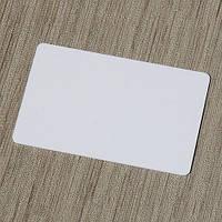 Проксимити карты Mifare 4K ISO 13,56 MHz (PREMIUM PVC, толщина 0,8 мм — «тонкая под печать»)