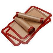 Сплошные силиконовые коврики