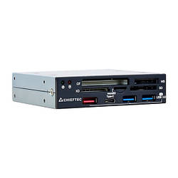 Картрідер All-in-One Chieftec CRD-901H