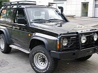 Багажник Nissan Patrol Y60