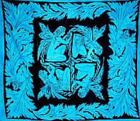 Покрывала 100% Хлопок Феи Голубое (210х240см)