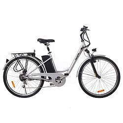 Електровелосипед Maxxter Silver CITY