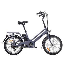 Електровелосипед Maxxter CITY Light Graphite