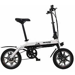 Електровелосипед Maxxter MINI black-white