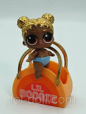 Кукла LOL Surprise 4 Серия Lil Soul Babe - Under Wraps Лол Сюрприз Без Шара Оригинал
