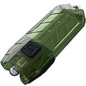 Фонарь Nitecore TUBE зеленый (брелок) 45 люмен