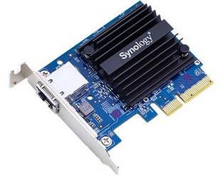 Мережева карта Synology 10GbE BASE-T add-in-card