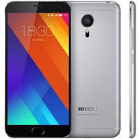 Смартфон Meizu MX5 16GB (Black/Gray), фото 1