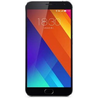 Смартфон Meizu MX5 16GB (Black/Gray)