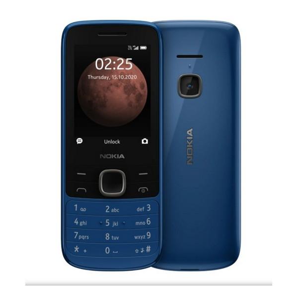 Мобільний телефон Nokia 225 4G Dual Sim Blue