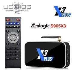 Ugoos X3 Plus 4GB + 64GB