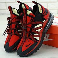 Мужские кроссовки в стиле Nike Air Max 270 Bowfin, красный, черный, Вьетнам