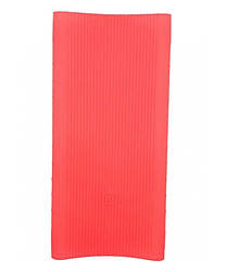 Силіконовий чохол для Xiaomi Power Bank Case 2i 10000mAh Pink