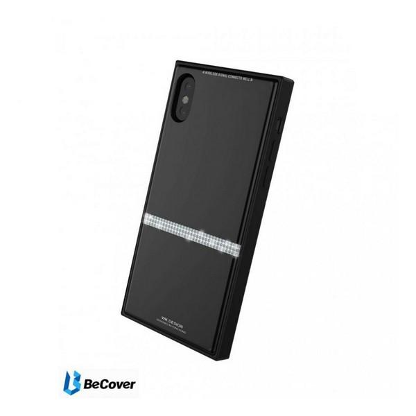 Накладка для iPhone 7 Plus/8 Plus BeCover WK Cara Black
