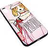 Чохол-накладка PUZOO Yuppie Phone Apple iPhone X Annie Pink bz_F_58722, фото 2