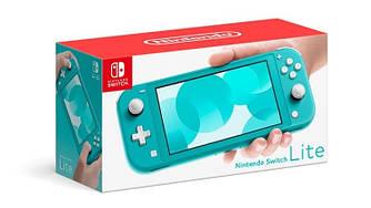 Портативна ігрова приставка Nintendo Switch Lite Turquoise