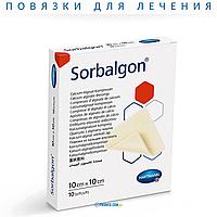 Sorbalgon (Сорбалгон) 10х10см, пов'язка для лікування ран, фото 1