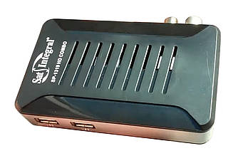 Комбінований ресивер Sat-integral SP-1319 HD COMBO