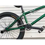 Велосипед трюковый Top Rider 20 дюйма ВМХ-5, фото 8