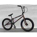Велосипед трюковий Top Rider 20 дюйма ВМХ-5, фото 3