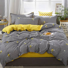 Двуспальные комплекты постельного белья ранфорс