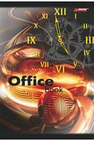 Тетрадь для конспектов 60 л. Ф-А4 (блок - офсетная бумага, линия, обложка полноцветная, мелованный картон+В) ТВ-26 Бриск