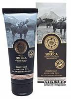 Защитный крем для рук Natura Siberica Wild на лосином молоке 75 мл