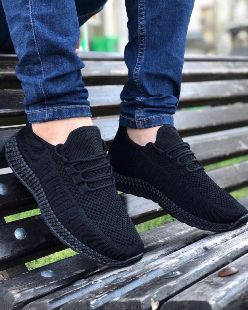 Обувь Бул Сетка Черные