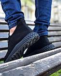 Обувь Бул Сетка Черные, фото 3