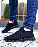 Обувь Бул Сетка Черные, фото 5