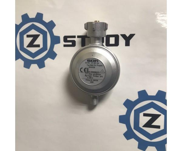 Газовий регулятор GOK EN61 1кг/год 29 (30) мбар KLFxG1/4LH-KN