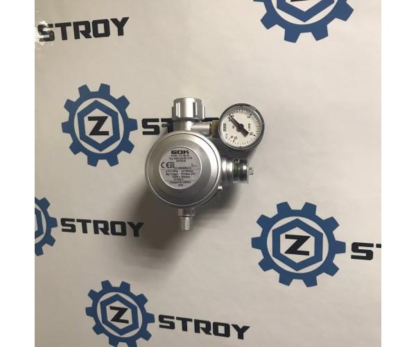 Газовий двокамерний регулятор низького тиску GOK EN61-DS 1.5 кг/годину 29 (30) мбар KLF*G1/4LH-KN