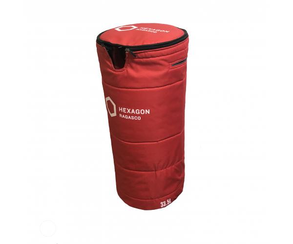 Чохол для газового композитних полімерного балону Hexagon Ragasco (33,5 л)