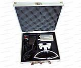 Очки бинокулярные StarDent с подсветкой в кейсе 3.5х420-SLK хирурга стоматолога часовщика ювелира, фото 5