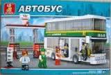 Конструктор автобус m38-b 0331