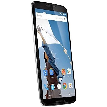 Смартфон Motorola Nexus 6 32GB (Cloud White)