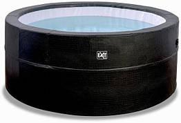 СПА Басейн EXIT Premium 184 x 73 см чорного кольору
