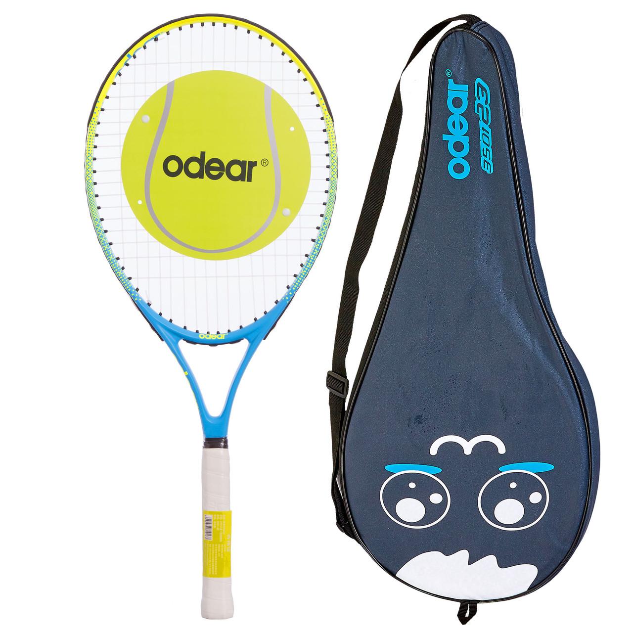 Ракетка теннисная детская ODEAR 25in (8-9 лет) BT-3501-25