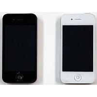Зажигалка подарочная Apple iPhone 4175 реплика с фонариком