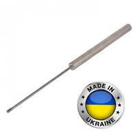 Анод магниевый d21х210, М6х185 (ДЛИННАЯ НОЖКА), Украина