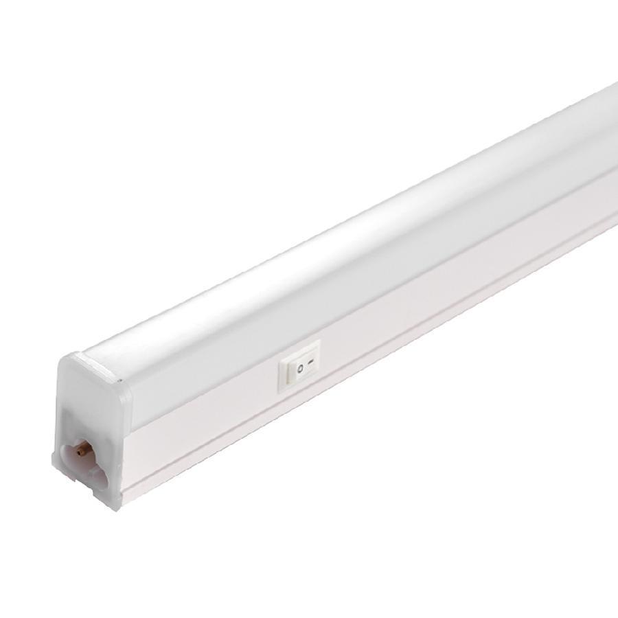 Світильник світлодіодний інтегрований EVROLIGHT ІТ-5-300 4Вт з вимикачем