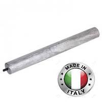 Анод магниевый Италия - d26x230, M5x10 оригинал