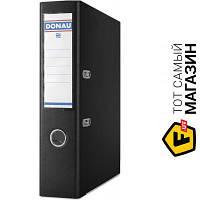 Папка-регистратор A4 Donau Premium А4 2R 75, черный (3975001PL-01) черный
