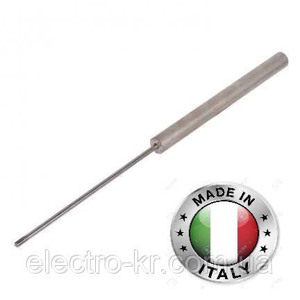 Анод магниевый Италия d18x210, M6x210 (Длинная ножка), оригинал