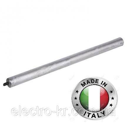 Анод магниевый Италия d21x400, M6x10, оригинал