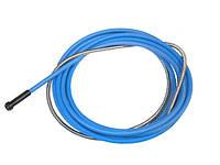 Спираль подающая под проволоку 0,8-1,0 мм. Длина 3,4 метра