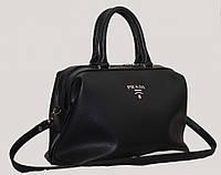 Стильная сумка PRADA. Модная и эффектная женская сумка. Удобная, вместительная сумка. PU кожа. Код: КЕ343