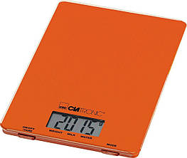 Весы CLATRONIC KW 3626 оранжевый