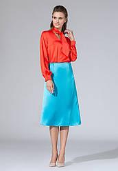 Faberlic Сатинированная юбка Vertical